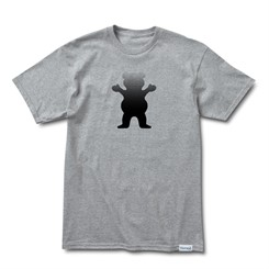 CAMISETA GRIZZLY GRADIENT OG BEAR TEE IN HEATHER