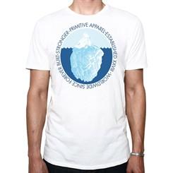 CAMISETA PRIMITIVE ICE IN WHITE