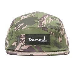BONÉ DIAMOND LS CAMO CAMP HAT IN CAMO VERDE