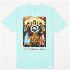 Camiseta Diamond Archangel Azul Diamond