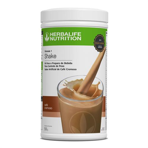 Shake Herbalife Café Cremoso - LANÇAMENTO!