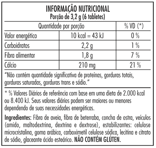 Cha Preto e Guarana Herbalife - Tabletes