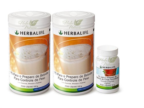 Herbalife Programa Basico Simples