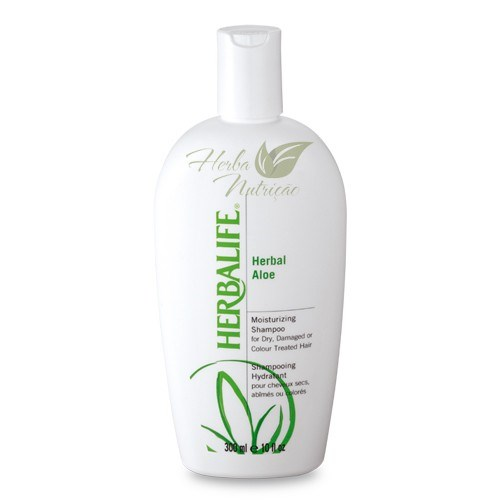 Shampoo Herbalife Herbal Aloe