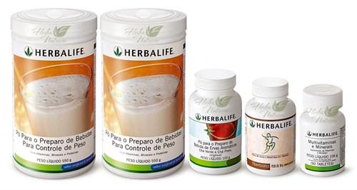 Programa C Total Fiberbond Herbalife