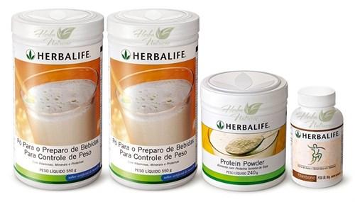 Programa Proteína Herbalife + Fiberbond Herbalife
