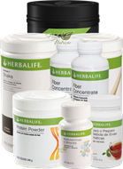 Kit Desafio Vip 90 dias Herbalife - Diamante