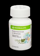 Herbalife Multivitaminas e Minerais