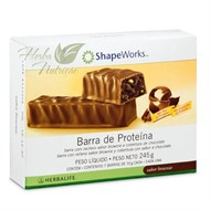 Herbalife Barras de Proteinas Brownie