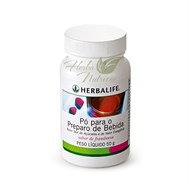 Chá Herbalife Thermojetics Framboesa 50g - 29 porções