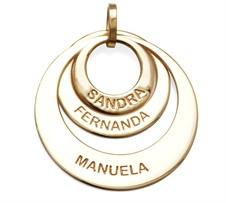 Mandala Elos com 3 Nomes