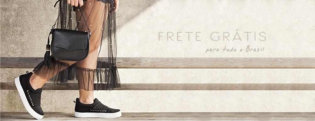 #fretegratis