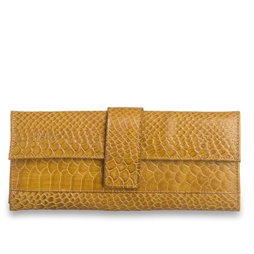 Cód.: 4690 - Carteira Korteza - Amarelo