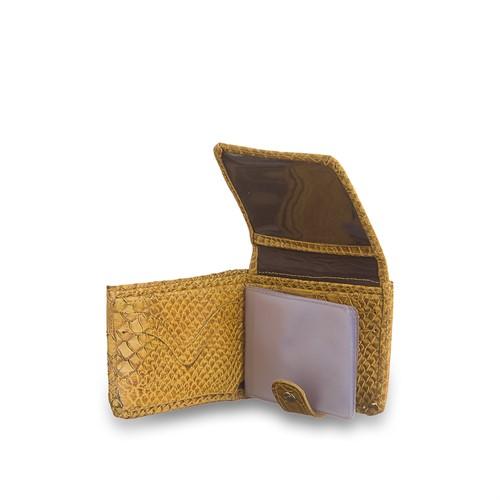 Cód.: 4755 - Carteira Tikie - Amarelo