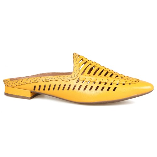 Cód.: 5173 - Mule Pikotê - Amarelo