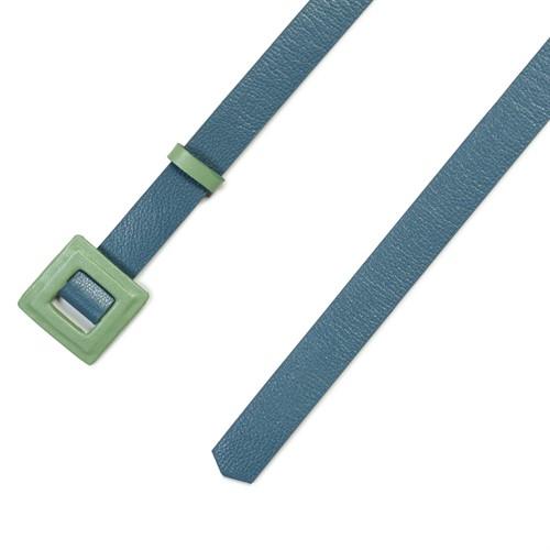 Cód.: 5301 - Cinto Drito Duo - Jeans