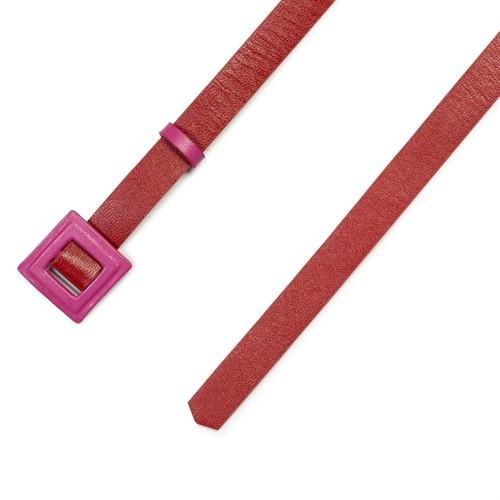 Cód.: 5301 - Cinto Drito Duo - Vermelho
