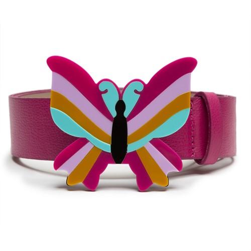 Cód.: 5317 - Cinto Borboleta - Pink