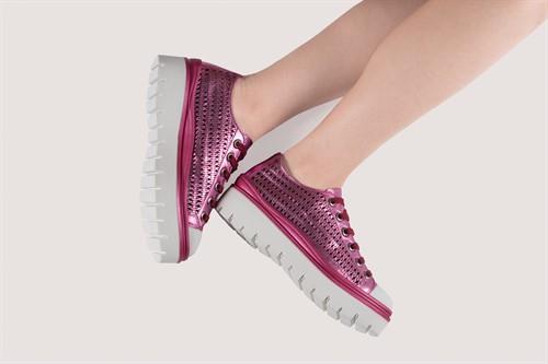 Cód.: 5331 - Tênis Kiara - Pink