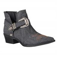 Cód.: 4600 - Bota Stone Jeans - Chumbo