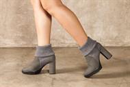 Cód.: 4990 - Bota Sock Boots - Grafite