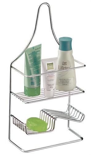 Suporte para Shampoo Cromado Superiore Future - 860
