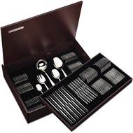 Faqueiro Inox Classic 101 peças Tramontina - 66928/865