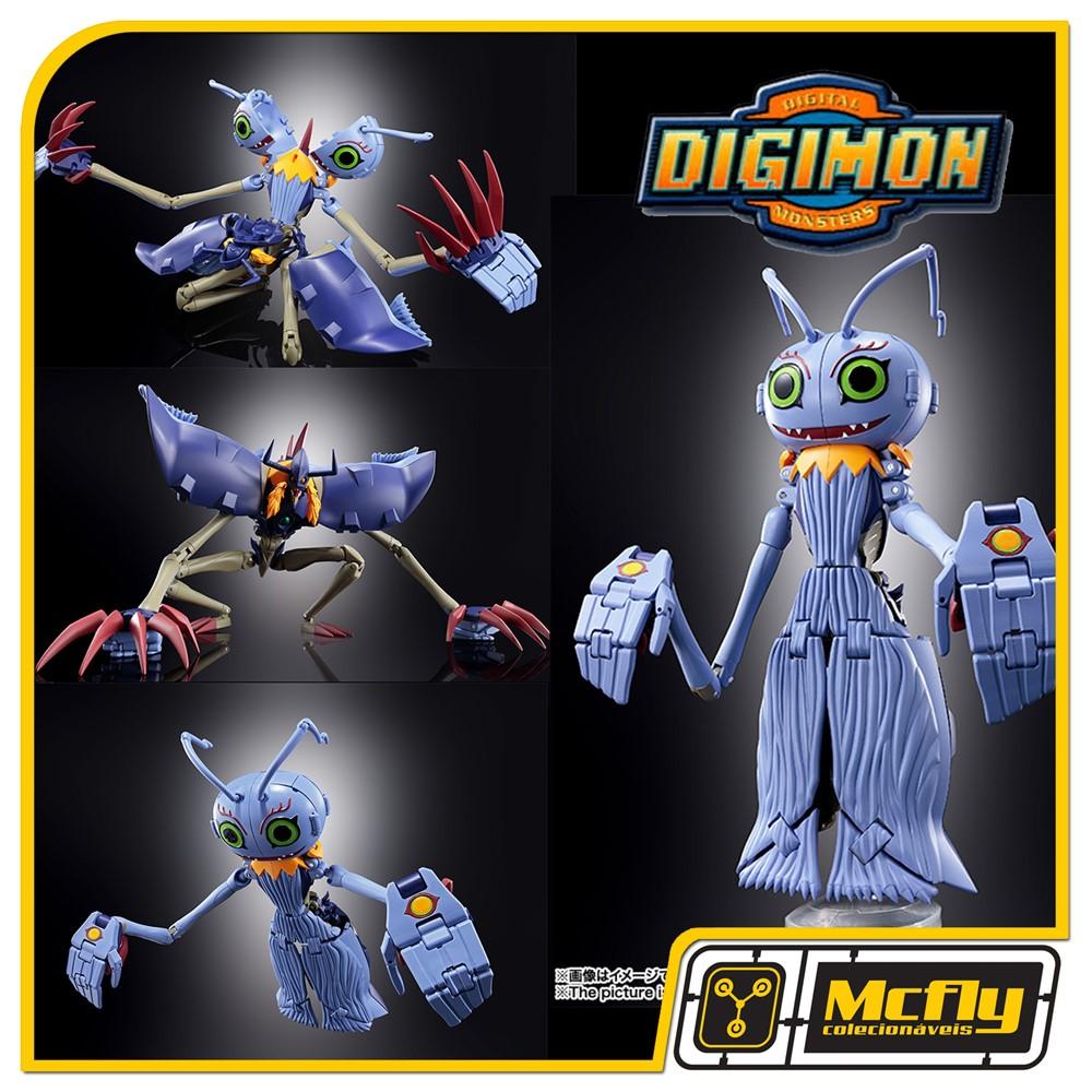 Digimon Digivolving Spirit Diaboromon 03 Diablomon - Loja - São Paulo a6d11ec613