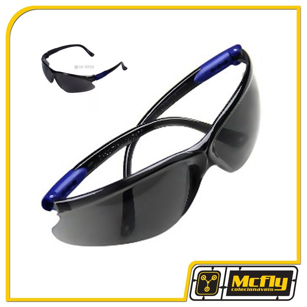 Óculos Tático De Segurança Modelo Aero Lente Cinza Airsoft - Loja ... 3c1e7c5d07