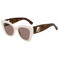 9144b14277ca9 Fendi 0327 S - Armação Acetato Frontal Off-White