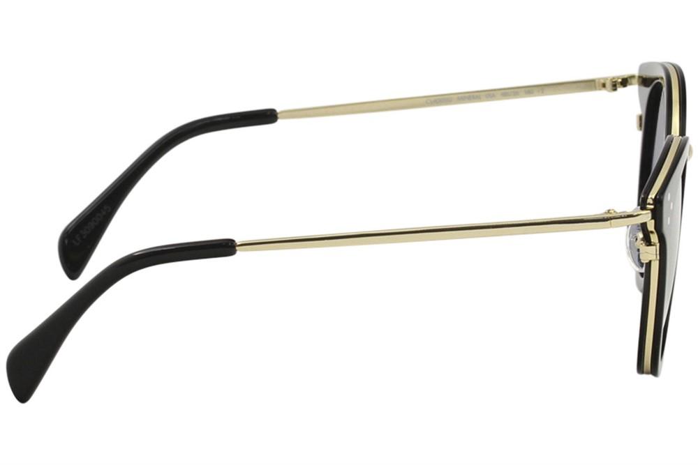 6f45a01d8c6 Céline 40011U - Armação Acetato Preto