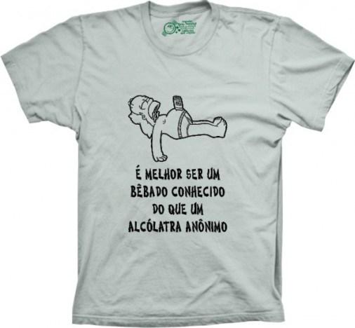 0e8588fc9 Camisa Homer Simpson Masculina - Comprar - Preço Rio de Janeiro
