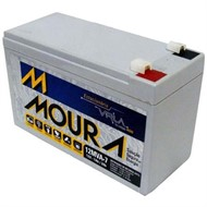 Bateria Selada 7ah 12v Tecnologia Vrla / Agm alarmes e cercas elétrica