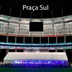 Praça Sul Itaipava Arena Fonte Nova