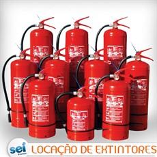 Locação de Extintores