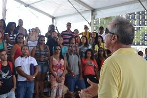 Visita Técnica Festival de Verão 2015