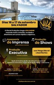 Curso de Produção de Eventos em Salvador
