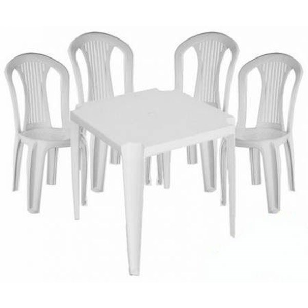 48cc3129d Conjunto de Mesas e cadeiras plásticas - Fornecedores Salvador ...