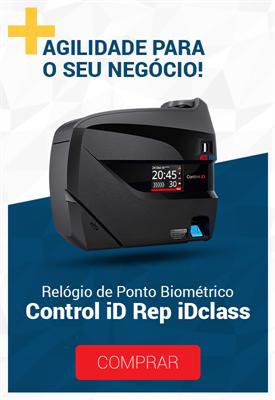 RELÓGIO DE PONTO