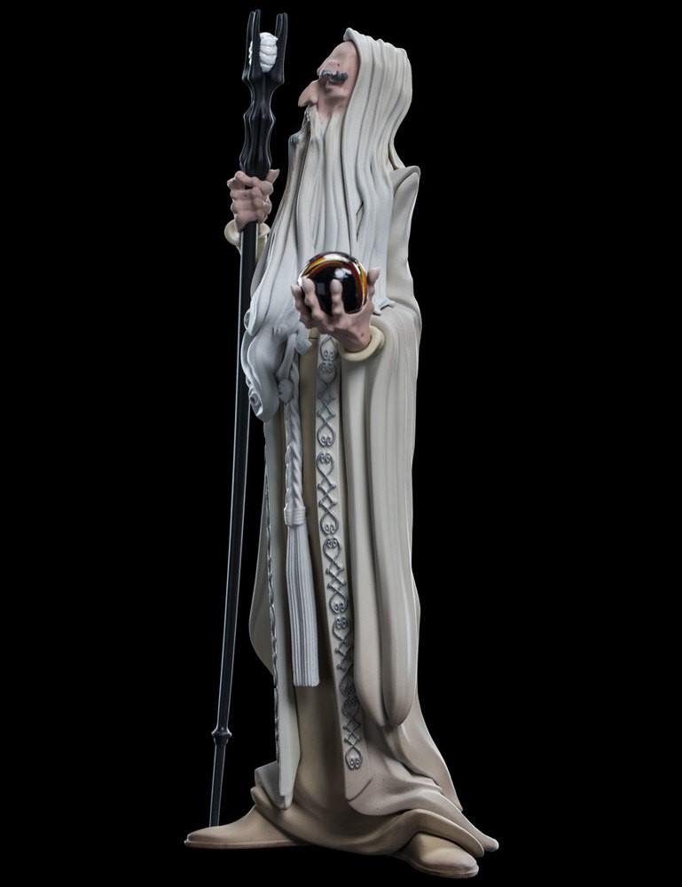 f438ebef4 Saruman the White - Mini Epics - O Senhor dos Anéis Hobbit - WETA Workshop