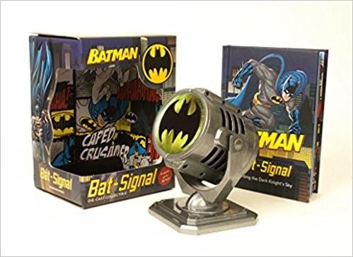 Kit Bat-Sinal - Batman Metal Die Cast - DC Comics