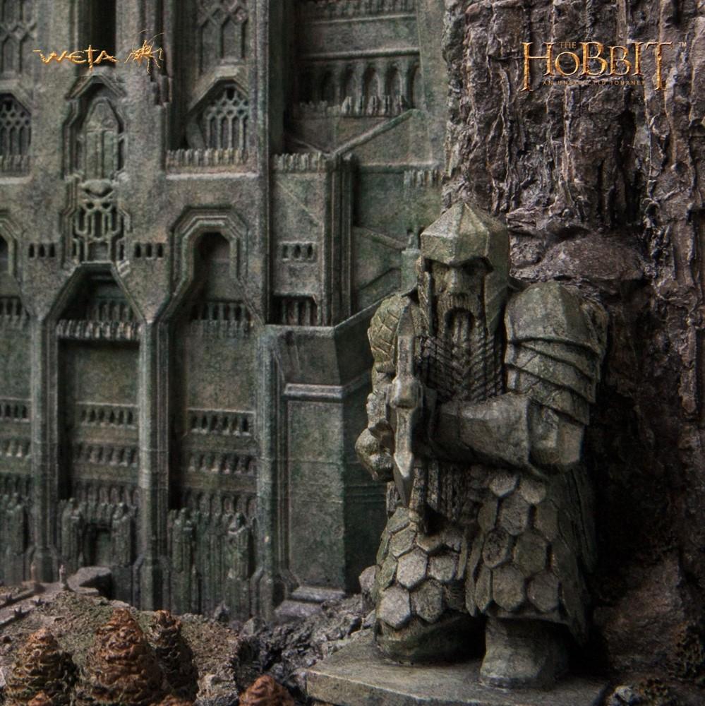 cf6def031 Maquete Portões De Erebor O Hobbit - The Hobbit - Weta - Comprar ...