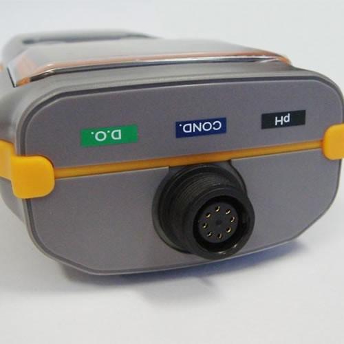 Medidor Multiparâmetro à Prova d'Água (AK87) + Sonda de condutividade