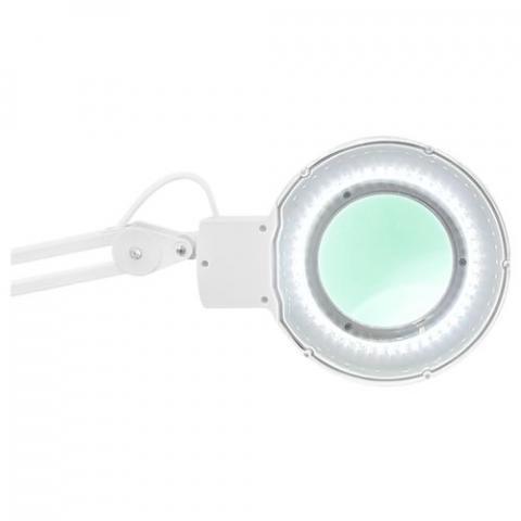 Lupa de Bancada HL-500 LED 8D