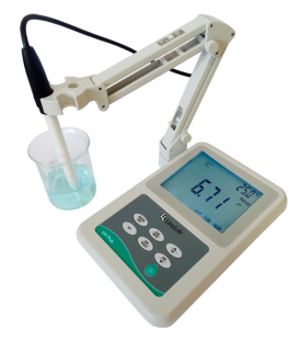 Medidor de pH de Bancada - pH Plus