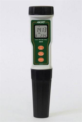 Medidor de Condutividade de Bolso à Prova d'Água Mod. AK-50