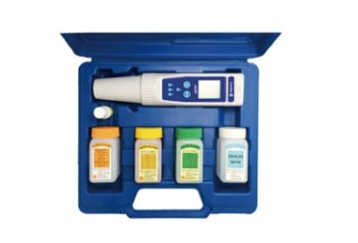 Medidor Multiparâmetro de Bolso (pH/Cond/TDS/Sal/Temp) - Combo 5