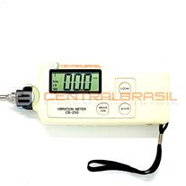 CB-250 Medidor de Vibração digital portátil