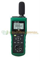 CBMS-6300 Medidor Multifunção com 6 funções integradas.