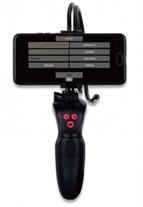 CB-1360 - BOROSCÓPIO PARA ECV COM Wi-Fi PARA ANDROID/iOS COM CABO 1 METRO